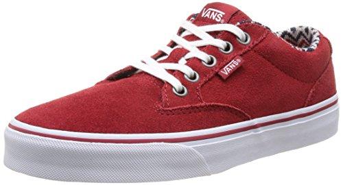 Vans - W Winston (mte) Noir / Whi, Sneakers Da Donna Rosso (rot ((mte) Chili Pep / Dx7))