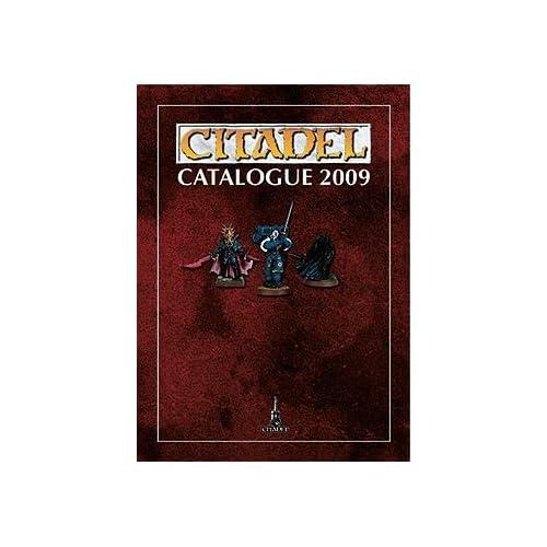 Citadel Minatures Catalogue 2009