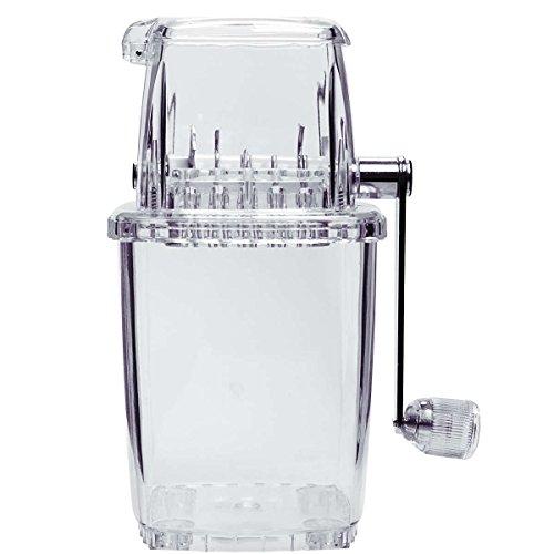 BUTLERS POLAR EXPRESS Ice Crusher transparent - Crushicemaker - Crush Ice - Transparent - modern