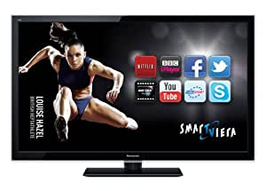 Panasonic TX-L42E5B 42-inch Widescreen Full HD 1080p LED TV with Freeview HD - Black (New for 2012) (discontinued by manufacturer)