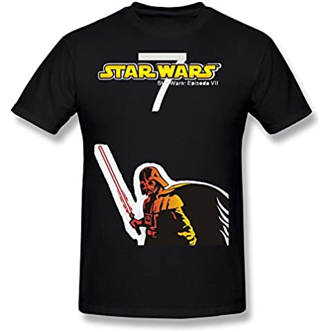 Men's Star Wars: The Force Awakens Darth Vader Logo T-shirtYILIAX11092XXXX-L