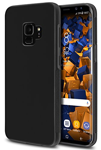 mumbi double GRIP Hülle für Samsung Galaxy S9 Schutzhülle