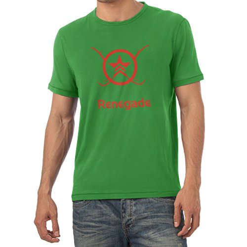 TEXLAB - Renegade - Herren T-Shirt Grün