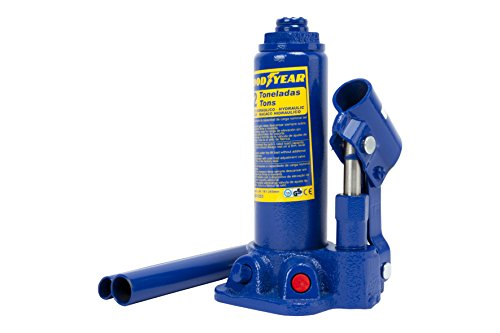 Goodyear Hydraulic Bottle Jack, 2 Tonnen