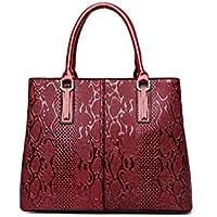 Femmes en cuir poignée supérieure sac à main Cross Body sac à bandoulière Messenger fourre-tout sac à main