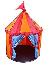 LD-Intérieur, princesse, Dollhouse, château, enfants, jouer, Hhouse, tente