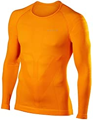 FALKE Herren Warm Longsleeve Shirt Tight Unterwäsche