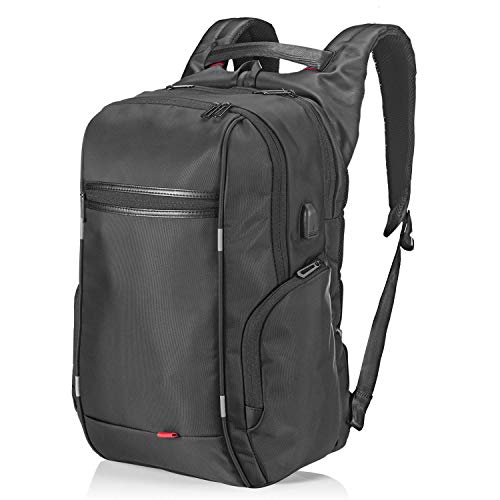 ptop-Rucksack - Anti Diebstahl Notebook-Tasche mit USB Ladefunktion ()