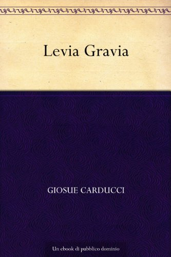 Levia Gravia (Italian Edition)