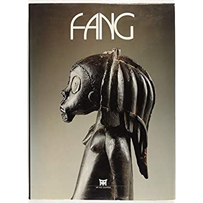 Catalogue de l'exposition Fang