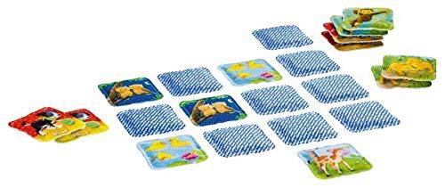 Ravensburger 04512 My Little Pony ministeps Kuschelweiches Memory Spiel