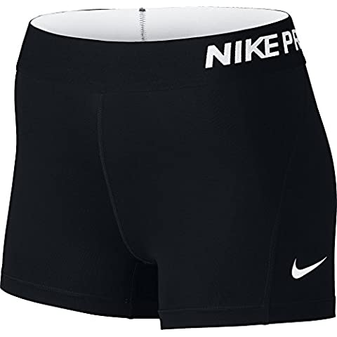 Nike W Np Short 3In - Pantalón corto para mujer