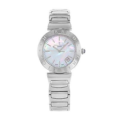 Charriol Alexandre Ams.920.002 Ladies 34mm Silver Steel Bracelet & Case Watch