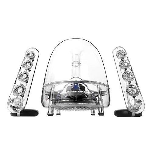 Price comparison product image Harman Kardon Sound Sticks Wireless Bluetooth Speakers