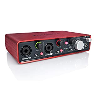 Interface audio guitare / midi