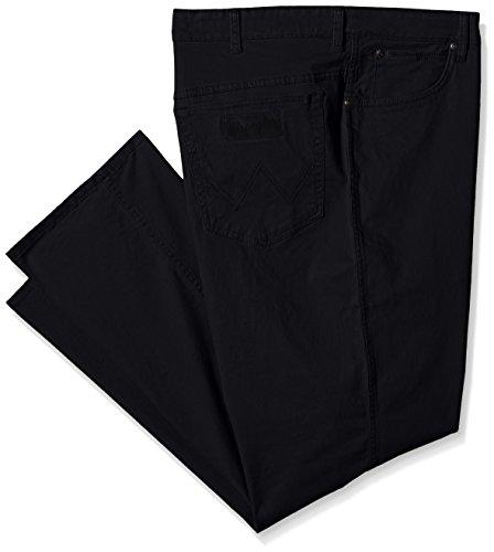 Wrangler - Texas Stretch, Jeans Uomo, Nero (Black), W35/L30 ( W35/L30)