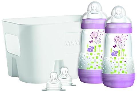 Easy Start MAM Anti-Colic Flaschen-Set für Mädchen