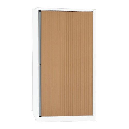 bisley-locker-steel-6-door-w305xd305xh1802mm-goose-grey-blue-ref-clk126-7339