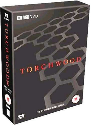 Torchwood  Complete BBC Series 1 Box Set  2006   DVD