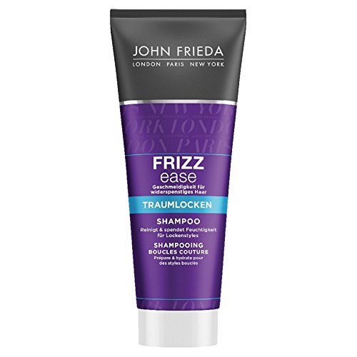 John Frieda Frizz Ease Traumlocken Shampoo 50 ml Shampoo für widerspenstiges lockiges Haar