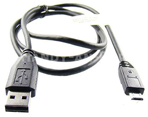 caseroxx Micro-USB-B Stecker-Datenkabel Micro USB Kabel für ZTE Skate, USB-Kabel als Ladekabel oder zur Datenübertragung, einfache Verbindung mit PC, Laptop & anderen Geräten
