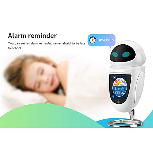 WJ Smart Eva Children's Vision Protection Robot Learning Devices For Kids, Prevention Of Myopia,Temperature Display,Rechargeable Pc
