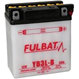 Nx - Batterie moto YB3L-B 12V / 3Ah