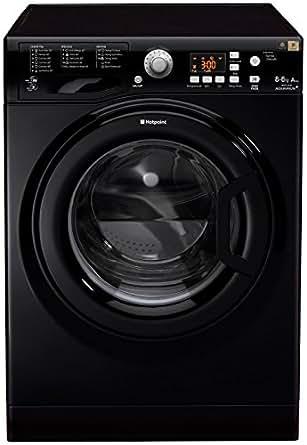 Hotpoint WDPG8640K Washer Dryer