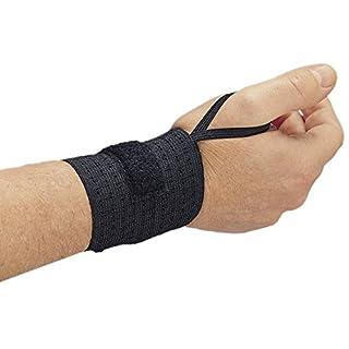 Allegro Industries 7211 RistRap Wrist Support, One Size, Black, Pair by Allegro Industries