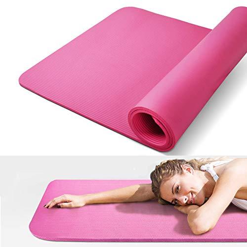 ShopSquare64 KALOAD 185x80 cm Rutschfeste Schaum Yoga matten Fitness üBung Sport Pads Faltbare tragbare Teppich Matte