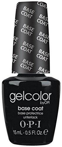 Vernis à ongles LED/UV OPI Gel Couleur 15ML - BASE COAT - 100% gel authenic - livraison gratuite