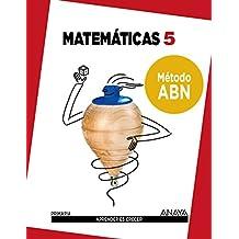 Matemáticas 5. Método ABN. - 9788467862577