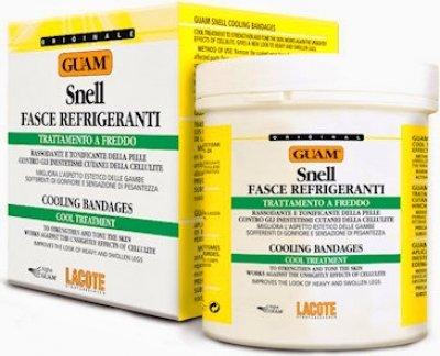GUAM FASCE REFRIGERANTI A FREDDO RASSODANTE 200 ml.