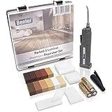 BENLER® NEU! - Holz Reparaturset mit 2in1 Wachsschmelzer für...