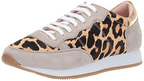 Kate Spade Damen Sneaker New York Felica, Braun (Leopard Multi), 35 EU