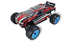 Amewi 22234-T de Head Truggy 4WD Brushless 1: 10RTR Vehículo