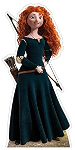 Poster - Modelo a Escala Merida Disney Brave (Movie Database SC542)