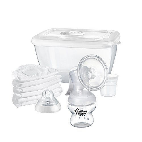 Tommee Tippee Manual Breast Pump 41tDYsTt5IL