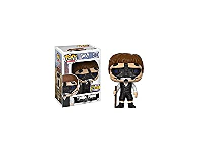 Funko - Figurine Westworld - Open Face Young Ford Exclu Pop 10cm - 0889698151047