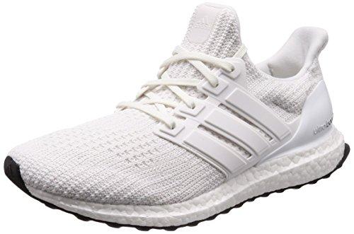 adidas Ultraboost, Chaussures de Running Homme Blanc (Ftwwht/ftwwht/ftwwht)