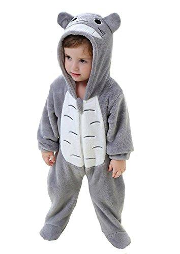 Auspicious beginning Cartoon Totoro Morbido e Confortevole Baby Costume per Il Sonno