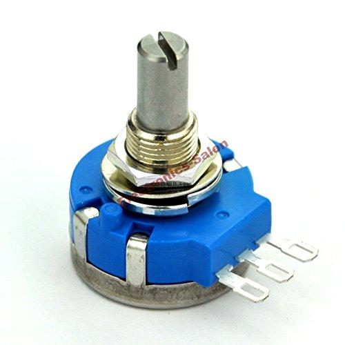 Electronics-Salon rvq24ys08-03 21S B502 Briefkasten Potentiometer 5 K Ohm, für Mobilität Scooter