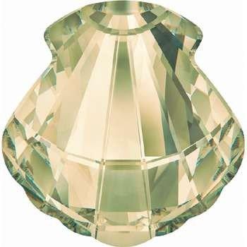 Crystals Swarovski Elements Fancy Stones 4789 MM 14,0 F - Crystal F (001) ; contenu de paquet:1 ; mm de longueur:14 : mm de largeur: 14 Crystal Luminous Green (001 LUMG)