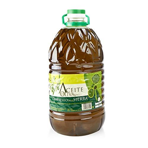 Aceite de oliva virgen de la Sierra de Segura, garrafa de 5...