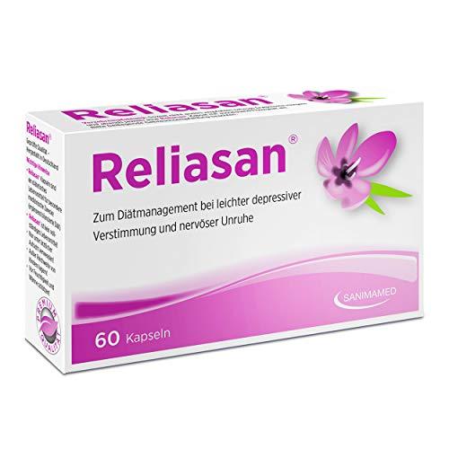Reliasan - Natürliche Hilfe bei depressiver Verstimmung, Angstzuständen & innerer Unruhe -...