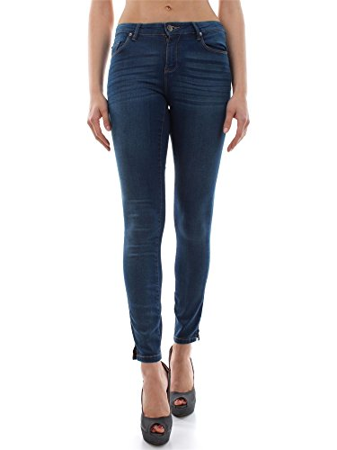 SilvianHeach Donna Jeans Tagles Denim Pantaloni Slim Fit Denim 38