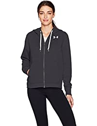 Under Armour Favorite Damen-Fleecejacke mit Reißverschluss