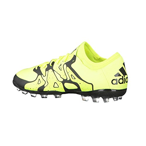 Adidas-Chaussures X 15,1 AG homme Lima / Negro / Azul