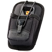 T-Reign Retractable Gear Tethers & Cases ProHolster - Accesorio para mochilas, color negro, talla M