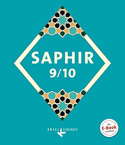 Saphir: 9./10. Schuljahr - Religionsbuch